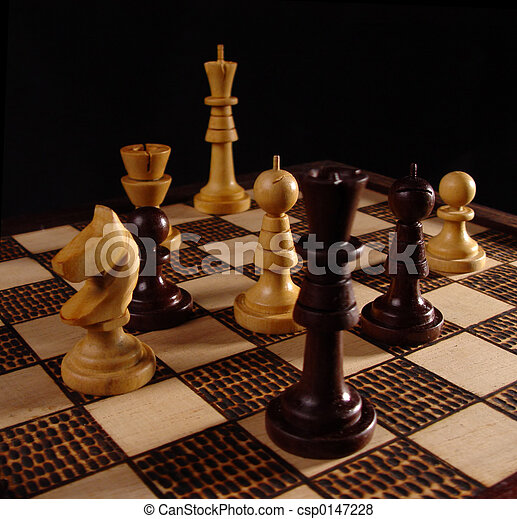 Chess game (2) - csp0147228