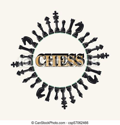 Chess game design - csp57062466