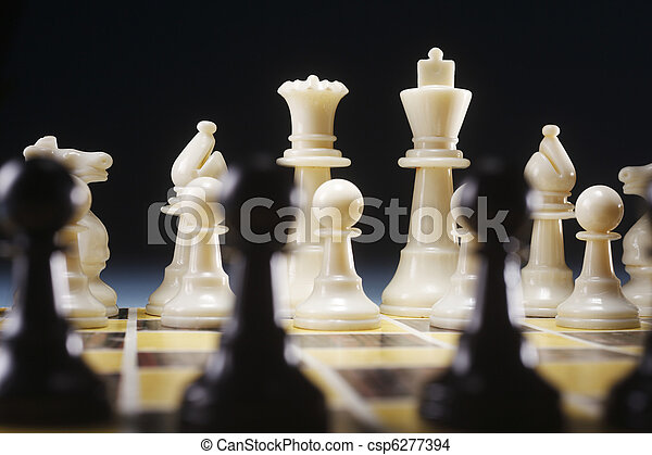 chess game - csp6277394