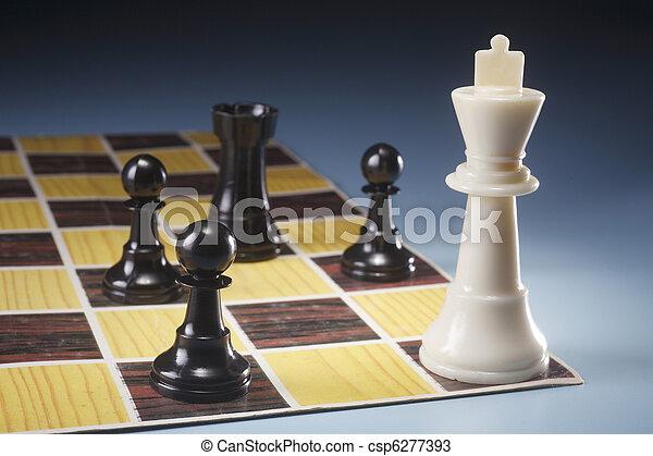 chess game - csp6277393