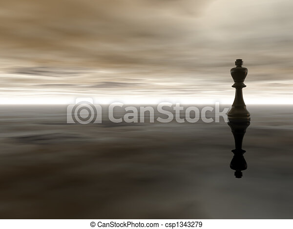 chess king - csp1343279