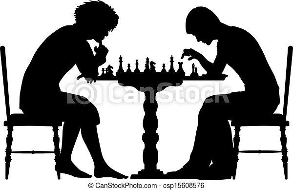 Chess match - csp15608576