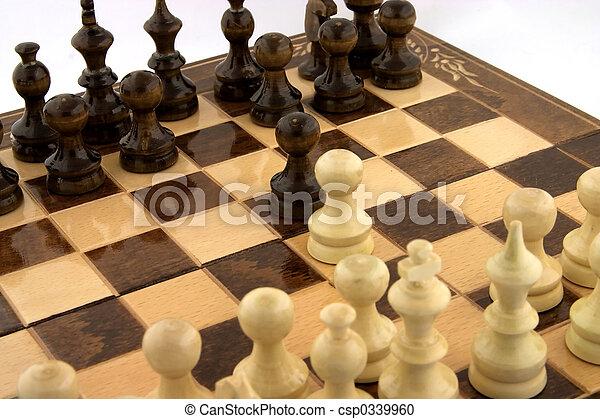 Chess meeting - csp0339960