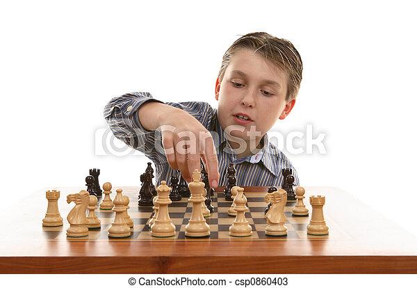 Chess move - csp0860403