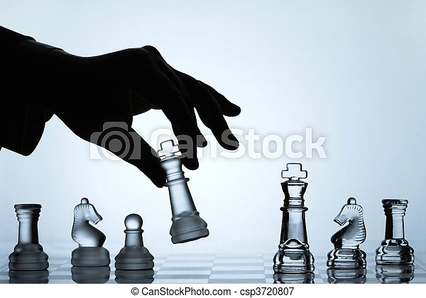 Chess Set Collection: The Move - csp3720807