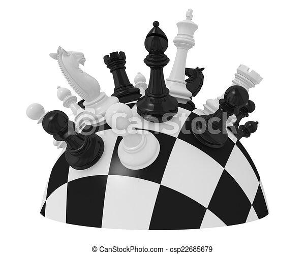 chess - csp22685679