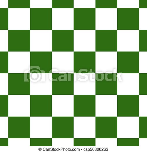 chessboard or checker board seamless pattern in green and clip rh canstockphoto com checkerboard clipart free