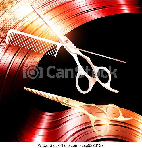 cheveux - csp9226137