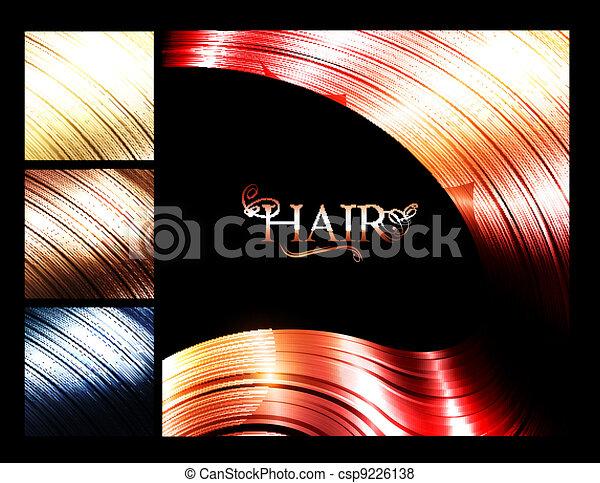 cheveux - csp9226138