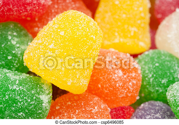Chewy candy - csp6496085