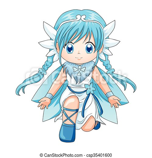 Chibi Superheroine - csp35401600