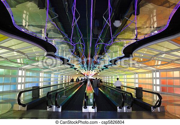 Chicago airport - csp5826804