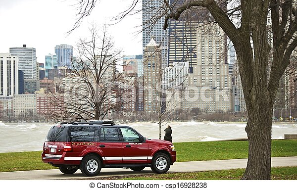 Chicago Fire Department - csp16928238