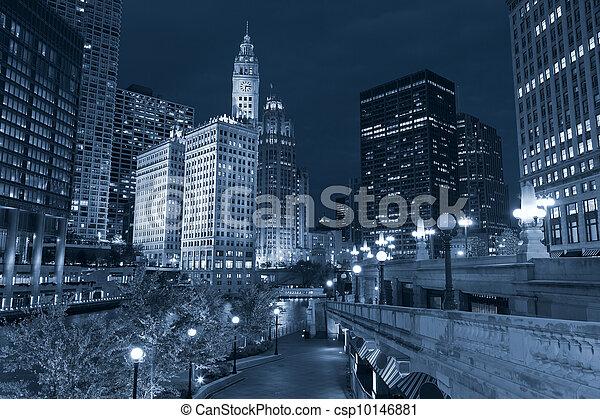 Chicago. - csp10146881