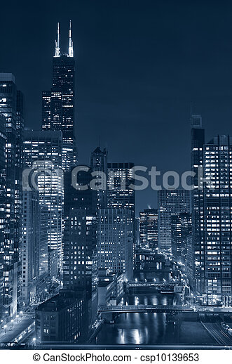 Chicago. - csp10139653