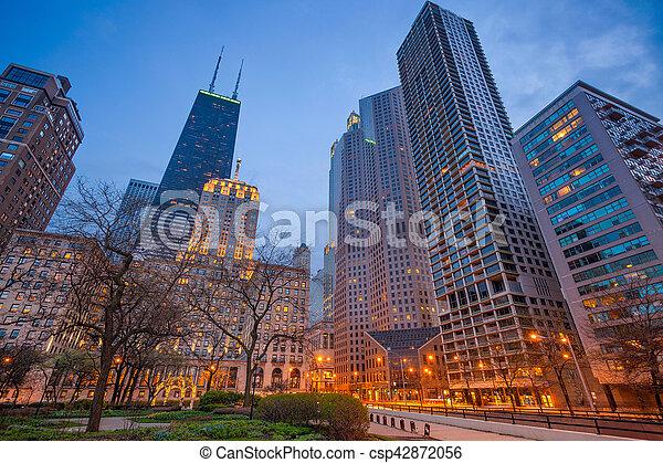 Chicago. - csp42872056