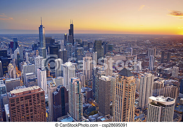 Chicago. - csp28695091