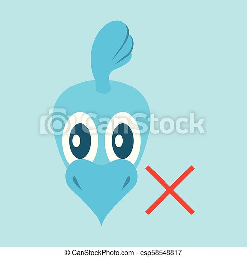 Chicken bird engraving drawn flat illustration. - csp58548817