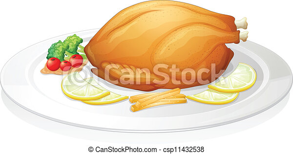 chicken - csp11432538