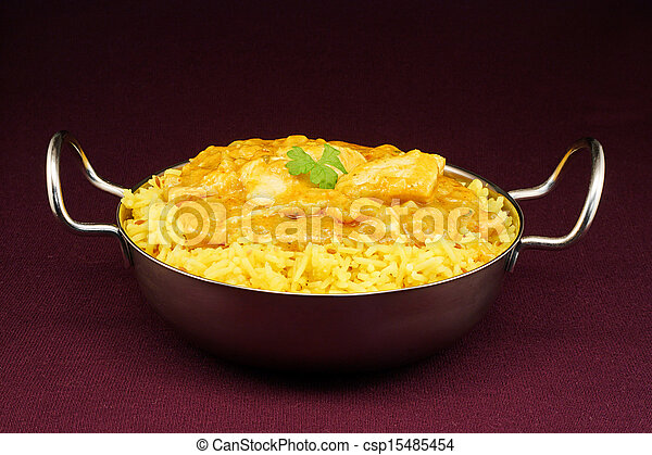 Chicken Korma Balti Dish Chicken Korma A Mild Sweet Indian Curry