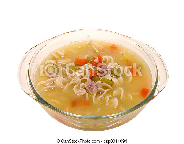 Chicken Noodle Soup - csp0011094