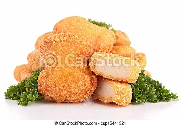 chicken nugget - csp15441321
