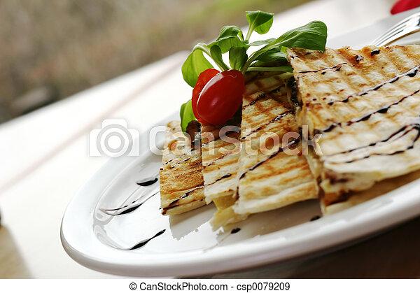 Chicken Quesadilla - csp0079209