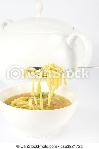 Chicken soup - csp3921723
