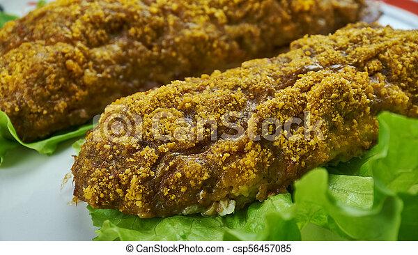 Chicken Tikka Kebab   Csp56457085