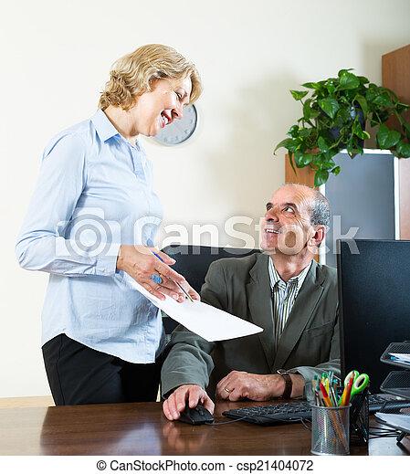 Remarkable Mature women office secretary final, sorry