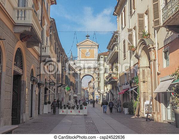 Chieri Italy - csp24522636