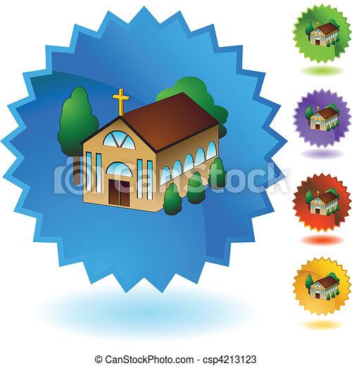 chiesa - csp4213123