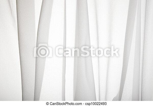chiffon, licht, wogen, beschaffenheit, hintergrund, weich - csp10022493