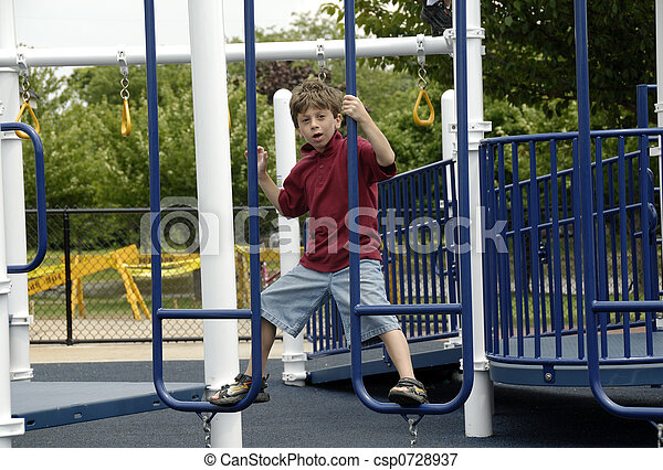 Child at Play - csp0728937