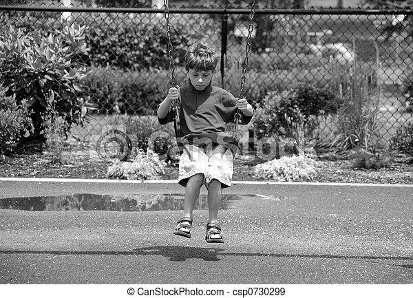 Child at Play - csp0730299