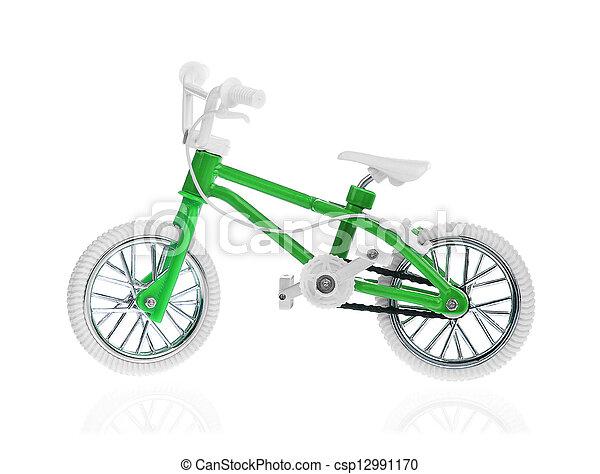 Child bike - csp12991170