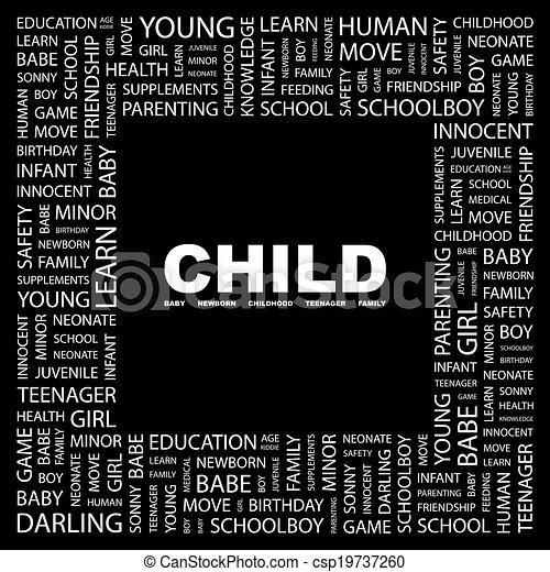 CHILD. - csp19737260