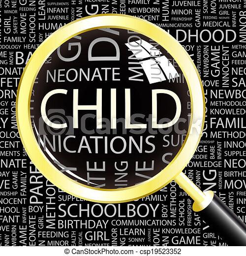 CHILD. - csp19523352
