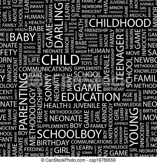 CHILD. - csp19789559