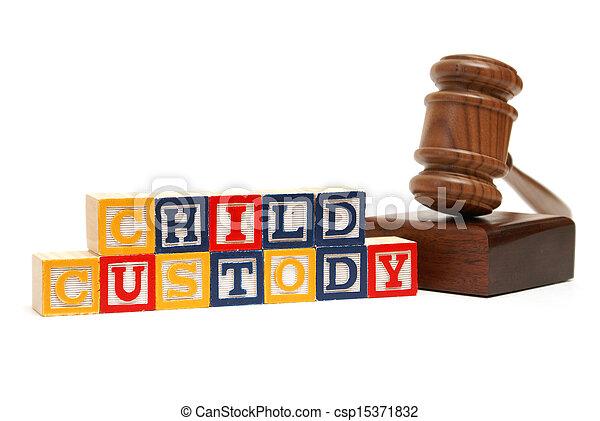 Child Custody - csp15371832