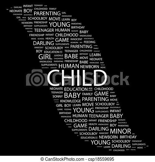 CHILD. - csp18559695