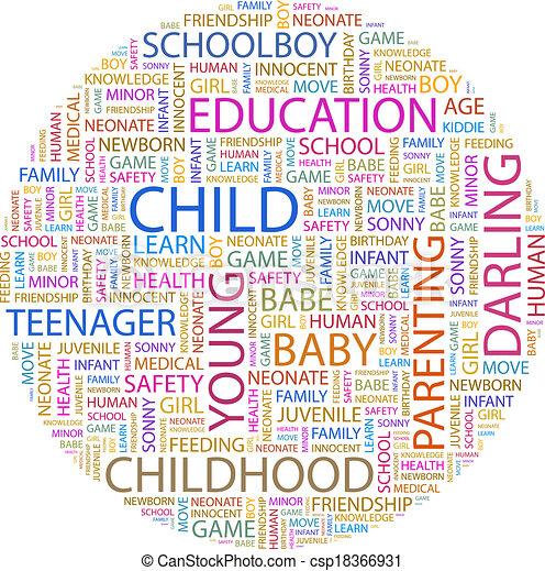CHILD. - csp18366931