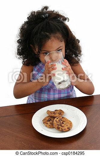 photo of girls milk № 7521