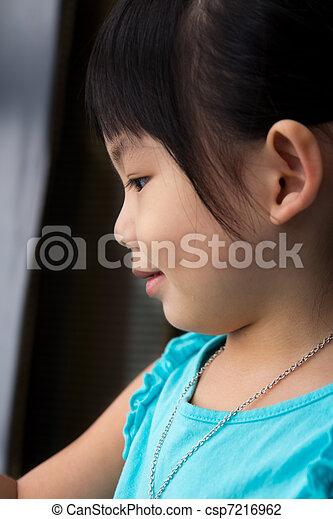 Child girl - csp7216962