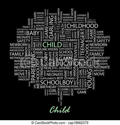 CHILD. - csp18662379