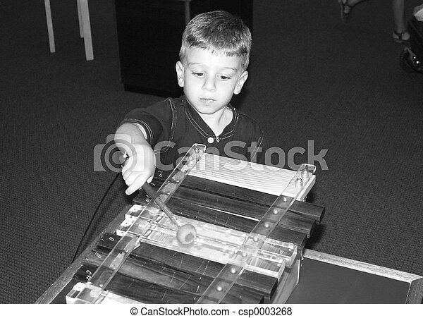 Child Playing - csp0003268
