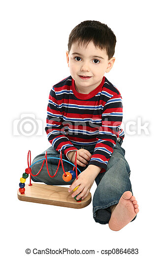 Child Playing - csp0864683