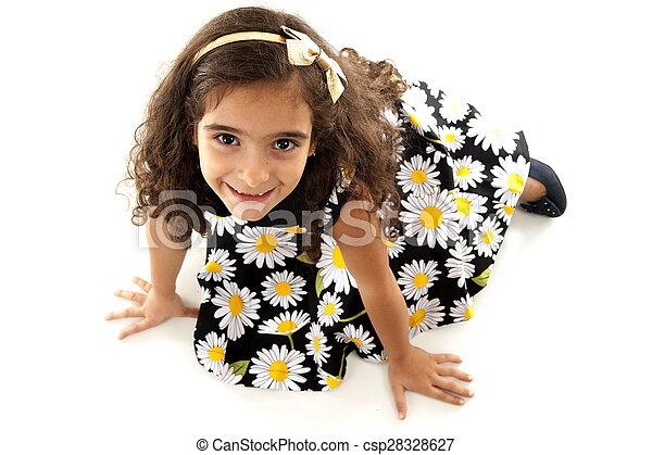 Child Smilling - csp28328627