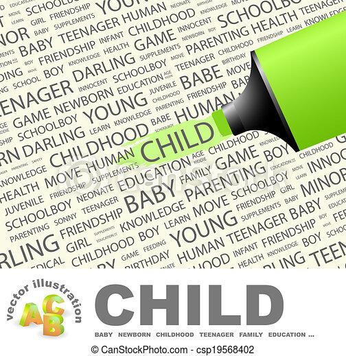 CHILD. - csp19568402