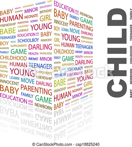 child. - csp18825240